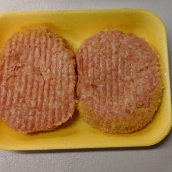 Kippen burger /st