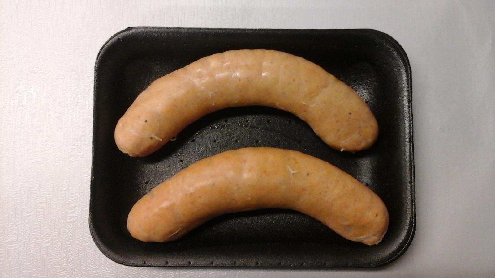 BBQ WORST EXOTISCH €10.85/kg