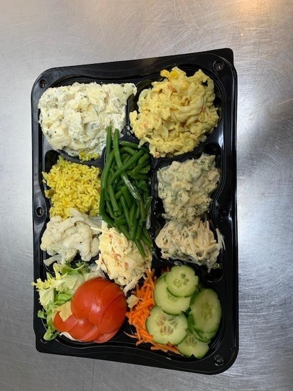 koud groenten assortiment +21Pers / pp