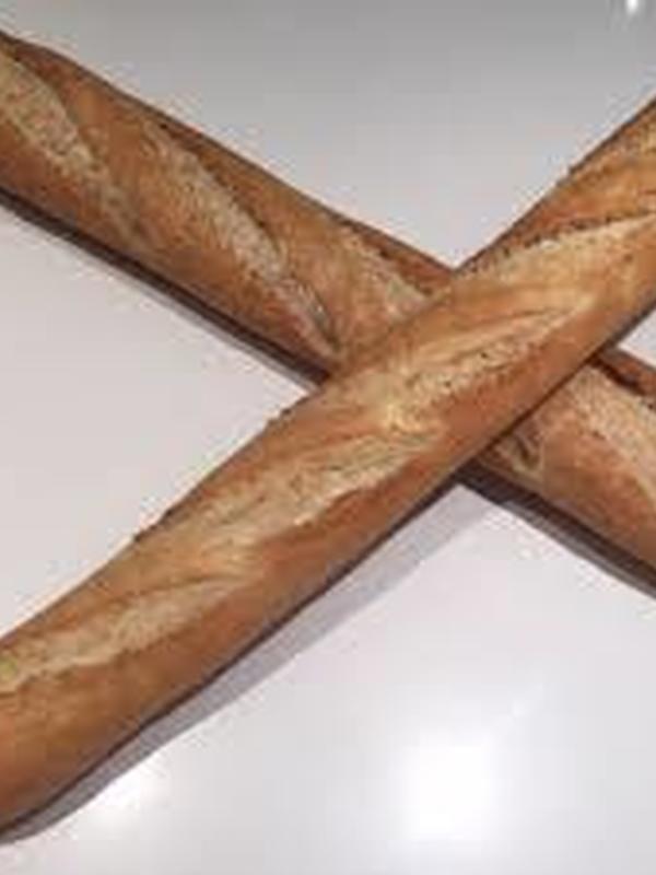 STOKBROOD BRUIN prijs per stokbrood € 1.40